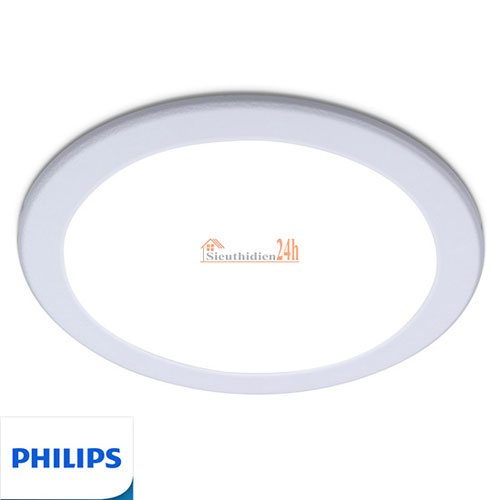 Đèn Led Downlight âm trần Philips DN027B G2 Led3 4w