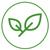 Icon thân thiện môi trường